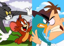 """Những cặp kẻ thù """"không đội trời chung"""" trong thế giới phim hoạt hình: Tom - Jerry không phải là số 1!"""