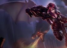 Riot Games lên tiếng về kế hoạch làm lại Shyvana - 'Cô ta buộc phải trở thành đấu sĩ'