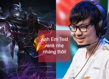 SofM khuyên người chơi LMHT ở Việt Nam 'anh em test Shen đi rừng ở rank nhẹ nhàng thôi'