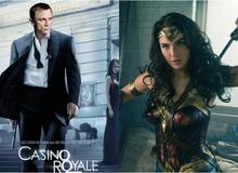 Hình tượng đời thật của những nhân vật nổi tiếng trong phim: 007 nghiên cứu chim, Wonder Woman làm tâm lý học