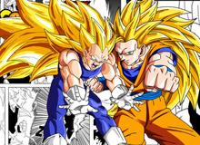 """Dragon Ball: Lý do khiến Vegeta không lên Super Saiyan 3 - trạng thái mang """"thương hiệu"""" của Goku"""
