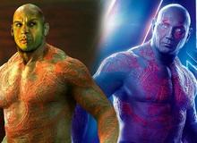 Là hình mẫu gốc của Drax nhưng sau tất cả Vin Diesel lại đi lồng tiếng cho cái cây, kiếm thù lao nghìn tỷ