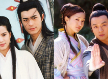 """Tiên đồng ngọc nữ bước ra từ truyện Kim Dung: Đẹp đôi đến độ ai cũng mong """"phim giả tình thật"""", có cặp nên duyên chồng vợ ngoài đời thực"""