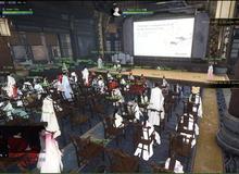 Lần đầu tiên trên thế giới, một hội nghị khoa học được tổ chức trong game MMORPG