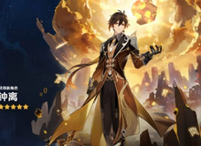 Giới thiệu 14 nhân vật mới toanh trong Genshin Impact