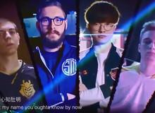 Cùng nhìn lại toàn bộ lịch sử CKTG với video đầy cảm xúc do Weibo của LMHT Trung Quốc chia sẻ