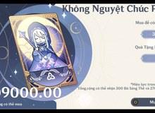 """[Genshin Impact] Hướng dẫn nhận miễn phí """"gói VIP tháng"""" trị giá hơn 100.000 đồng"""