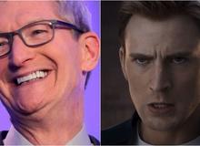 """CĐM choáng trước sự """"thượng đẳng"""" của Apple, ám chỉ người xấu mới dùng Android, ngay cả Chris Evens cũng từng bị cấm cửa"""