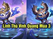 Đấu Trường Chân Lý: Riot Games sẽ trao Linh Thú Vinh Quang mùa 3 cho game thủ ở bản 10.21