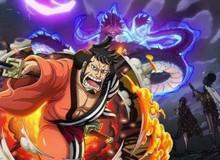 """One Piece: 6 samurai hùng mạnh đã khiến """"sinh vật mạnh nhất thế giới"""" Kaido phải đổ máu"""