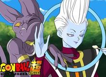 Dragon Ball Super: Moro còn sống tới bây giờ là do Beerus và Whis muốn test sức mạnh của Goku