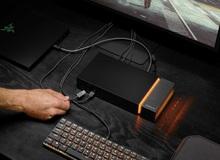 Seagate ra mắt ổ cứng gaming FireCuda: Cực nhanh cho game thủ