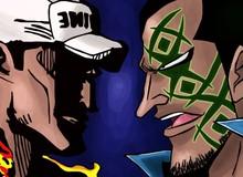 One Piece: Đã mạnh, hình xăm còn giúp 5 nhân vật này thêm ngầu khiến bất cứ ai gặp cũng phải dè mình