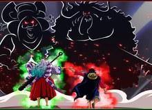 """Spoiler One Piece chap 995: Ulti vồ được Nami và ép nàng hoa tiêu phải nói """"Luffy không thể trở thành Vua Hải Tặc"""""""
