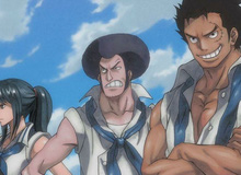 One Piece: Dù không sở hữu trái ác quỷ, những 10 lính hải quân này vẫn khiến nhiều hải tặc phải e sợ (P1)