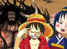 """One Piece chap 995: Otama xuất hiện, """"bánh thuần chủng"""" chính là """"con át chủ bài"""" giúp liên minh Luffy lật ngược tình thế?"""