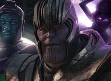 Phase 4: Dự đoán những nhân vật phản diện của MCU có thể mạnh hơn cả Thanos