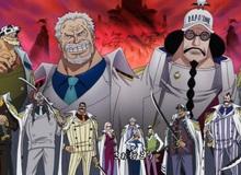 One Piece: Dù không sở hữu trái ác quỷ, những 10 lính hải quân này vẫn khiến nhiều hải tặc phải e sợ (P2)