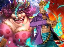 One Piece chap 995: Marco cần thêm sự trợ giúp nào để cầm chân được Big Mom?