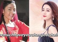 """Nếu hội diễn viên Hoa ngữ """"đu trend"""" ngày ấy - bây giờ: Địch Lệ Nhiệt Ba lột xác dữ dội, Dương Mịch thôi làm bé gái răng sún?"""