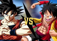 """Điểm chung của Goku và Luffy, nhân vật chính có khả năng """"thu phục lòng người"""" biến địch thành bạn"""
