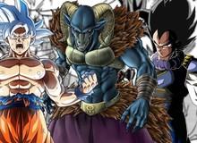 Dragon Ball Super ấn định thời điểm cuộc chiến giữa Goku - Vegeta với Moro khép lại