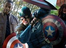 Ngoại trừ Đội Trưởng Mỹ, đây là 1 số anh hùng đã sử dụng khiên của Captain America trong MCU