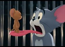 Cặp kỳ phùng địch thủ Tom và Jerry lần đầu tái xuất màn ảnh rộng sau 3 thập kỷ đã khai chiến với mỹ nhân