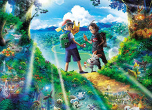 Pokemon the movie chốt lịch ra mắt khán giả đúng dịp giáng sinh sắp tới
