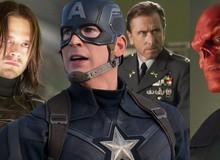 Bên cạnh Captain America, đây là những nhân vật được tiêm huyết thanh Siêu chiến binh trong MCU