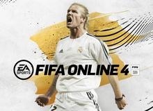 HOT: FIFA Online 4 ký hợp đồng bom tấn với David Beckham