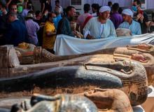 Kết cục rùng rợn của những người mở quan tài xác ướp Ai Cập