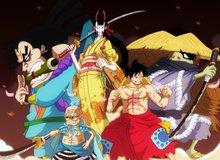 One Piece tập 948: Cửu Hồng Bao Kawamatsu xuất đầu lộ diện, Luffy cùng các samurai phản công