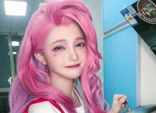 """""""Bá chủ cute"""" làng cosplay Trung Quốc hóa thân thành nữ tướng LMHT, chỉ 1 từ thôi """"đỉnh"""""""