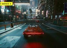 10 phút gameplay cực đỉnh của Cyberpunk 2077 trên hệ console mới