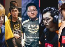 Lộ diện đội hình VCS All-Star 2020: 'Ma Vương' Zeros tái ngộ với Levi