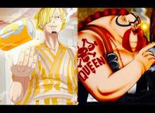 """Dự đoán One Piece chap 997: Queen dựa vào nhược điểm """"mê gái"""" của nhà Vinsmoke chủ động tìm đến tấn công Sanji"""