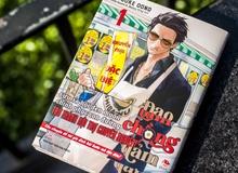"""Manga hot nhất tháng 11: Đạo làm chồng đảm - Ngàn lẻ một câu chuyện về anh chàng xã hội đen """"học làm chồng"""""""
