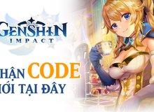 Genshin Impact phát code xịn có giới hạn, nhanh tay nhận ngay kẻo hết