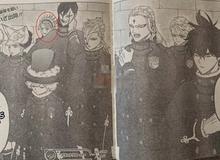 Spoiler Black Clover chap 273: Asta không có mặt trong đội hình Ma Pháp Hiệp Sĩ của Tam Diệp Quốc