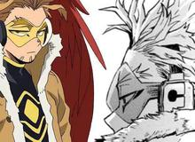 Không chỉ riêng gì Dabi, Hawks cũng là cái tên gây sốc trong My Hero Academia
