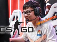 Giữa mùa chuyển nhượng căng thẳng của LMHT, 'Vua trò chơi' SofM vào CS:GO 'smurf rank' cùng Bomman
