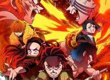 Siêu phẩm Kimetsu no Yaiba: Mugen Train sẽ khởi chiếu sớm hơn tại Việt Nam, chỉ có 4 cụm rạp được chọn