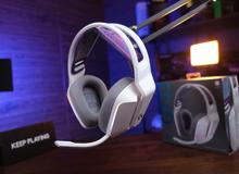 Trải nghiệm Logitech G733 Lightspeed: Tai nghe không dây siêu nhẹ, siêu đẹp