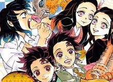 Tổng hợp lịch phát hành manga tháng 11: từ Naruto Limited tới ngoại truyện Kimetsu No Yaiba đều có