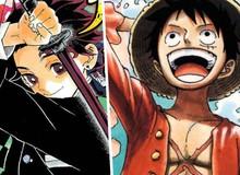 """Top 10 manga """"cháy hàng"""" nhất năm 2020: Kimetsu No Yaiba bán ra hơn 30 triệu bản, gấp 10 lần One Piece"""