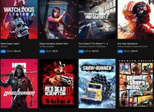 Theo bước Steam, Epic Games Store cũng tung ra khuyến mãi Black Friday với hàng loạt bom tấn giảm giá cực sốc