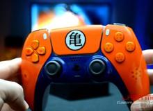 Youtuber tự tay tạo ra phiên bản Dragon Ball Z tuyệt đẹp của tay cầm PS5 DualSense