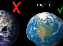 7 thông tin sai bét nhưng vẫn khiến khối người tin sái cổ: Trái đất luôn có hình cầu?
