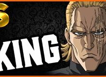 King có thể yếu nhưng không hề bất tài, đây là 3 sức mạnh đặc biệt của King trong One Punch Man